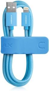 Momax DDMMFILFPB Lightning Cable