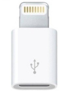 VU4 Micro USB To Lightning 8 Pin Data Adapter Sync & Charge Cable