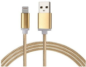 BB4 High Quality Metal Head Nylon Braided Fast Sync Charging Charger Cord Sync & Charge Cable