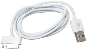 Griffin USB 2.0 For Apple iPad/ iPad 2/ iPhone 3G/ iPhone 3GS/ iPhone 4/ iPhone 4S / iPod Touch - 2M USB Cable