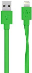 Belkin F8J148BT04-GRN Lightning Cable