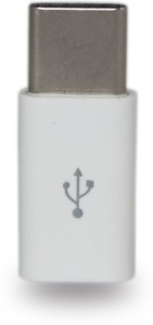 eGizmos Micro USB to USB type C (USB 3.1) connector for OnePlus Two, Nexus 5X, Nexus 6P, Mi4c, Macbook Air, Chromebook for Charging USB C Type Cable