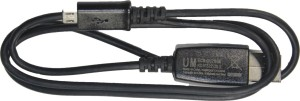 Gadget Phoenix Micro-USB High Speed Black 0.7m Cable USB Cable