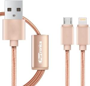 Portronics Konnect 2 USB Cable