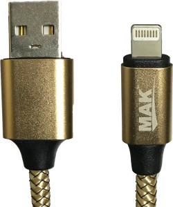 MAK iPhone 5,6,7 Nylon Braided Unbreakable USB Cable