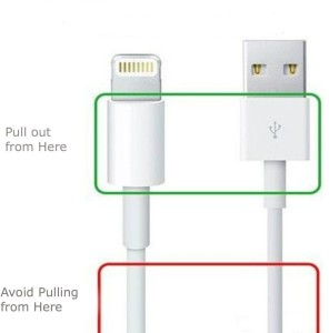 Debock Juu High Quality Cable for iPhone 5s USB Cable