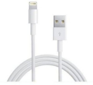 shopiwik Apple iPhone Charger For 5, 5c, 5S, 6 , iPad Mini, iPod Touch 5G, new iPad and iPad Air,1 Meter USB 2.0 Data Sync Cable 1 month Warranty Lightning Cable USB Cable