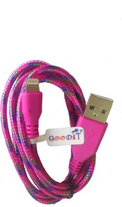 GooDiT Round Fabric Data Cable USB Cable