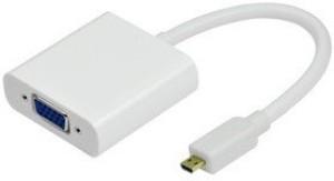 Smacc HIGH QUALITY MICRO HDMI TO VGA Cable