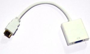 Ophion HDMI Male to VGA Cable