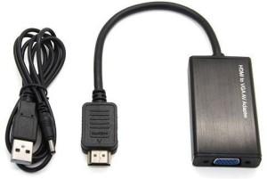TechGear 1080p Hdmi Male To VGA Female AV Video Cable