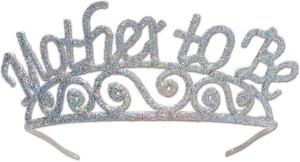 Beistle Glittered Metal 16 Tiara Party D/écor