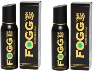 Fogg Fresh Oriental Deodorant Spray For Men 240 Ml Pack Of 2 Best