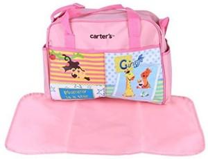 Stuff Jam Mumy is my Star Animal Print Diaper Bag