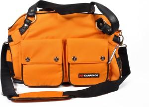 Kappsack Mamma Bag With Changing Mat (Orange) Mama bag/ Diaper Bag