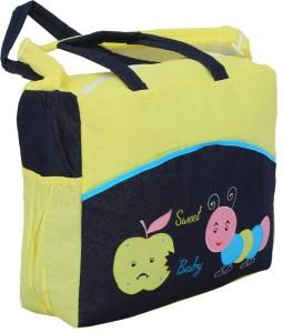 Kuber Industries Kuber Industries Diaper Baby Bag , Nappy Changing Bag , Mamma's Bag (Sweet Baby) Diaper Bag