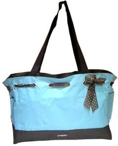 Tollyjoy Nursery Bag~Sky Blue Diaper Bag