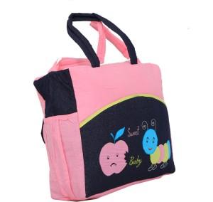 Kuber Industries Diaper Baby Bag , Nappy Changing Bag , Mamma's Bag (Sweet Baby) Diaper Bag