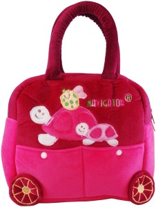 Bazaar Pirates Sweet Bus Diaper Cum Utility Bag