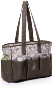 Colorland Animal Tote Diaper Bag
