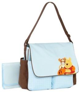 Disney Pooh and Tigger Diaper Bag Diaper Bag