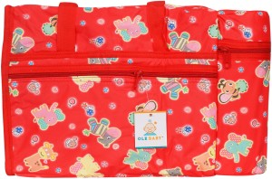 Ole Baby Flying Animals Premium Star Print With Warmer Tote Diaper Bag