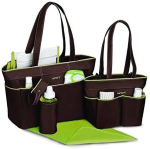 Baby Bucket 4 Piece Set Diaper Bag