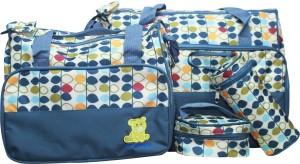 Kiwi Multi Colour Combo Diaper Bag
