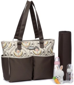 Baby Grow Colorland Athens Flower Tote Diaper Bag