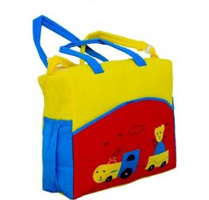 Kuber Industries Diaper Baby Bag , Nappy Changing Bag , (Car Design) Diaper Bag