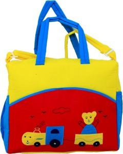 Kuber Industries Diaper Baby Bag , Nappy Changing Bag , Mamma's Bag (Car Design) Nursery Bag