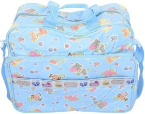 Kidzvilla Mother Bag Medium Size Blue Color Backpack Diaper Bag