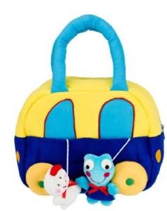 Bfly Blue Vroom Diaper Bag