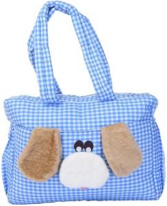 Kidzvilla Baby Mother Bag Blue Color Backpack Diaper Bag