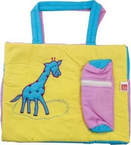 Love Baby Animal Print Diaper Bag