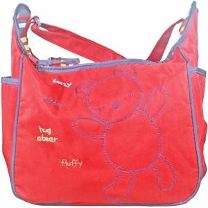 Babysid Collections Stylish Imported-Fluffy Hug Shoulder Mother Bag