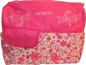 Baby Bucket Carters Baby Floral Print Mummy Diaper Bag Purse