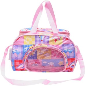 Bazaar Pirates Mother's Luggage Cum Utility Waterproof Diaper Bag