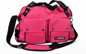 Kappsack Mama Bag with Changing Mat (Pink) Mama bag/ Diaper Bag