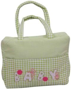 Kuber Industries Baby Multipurpose , Travelling , Carry , Multiple Pocket Diaper Bag