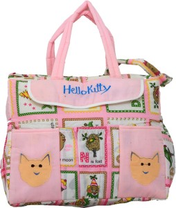 f137015a67 Kuber Industries Diaper Baby Bag , Nappy Changing Bag , Mamma's Bag (Hello  Kitty)