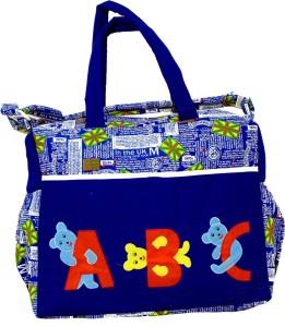 Kuber Industries Diaper Baby Bag (ABC Print) Diaper Bag