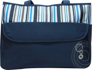 Kiwi Multi Colour Stripes Diaper Bag