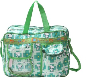 Bazaar Pirates Mother's Bag Cum Luggage Utility Diaper Bag