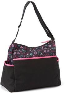 Disney Minnie Mouse Printed Graffiti Hobo Diaper Bag Diaper Bag