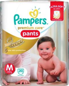 Pampers Premium Care Pants Diapers - M