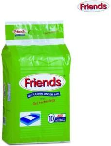 Friends Ultrathin Underpad - L