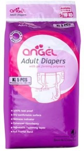 Angel Disposable Adult Diaper - XL