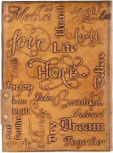 Hare Krishna Handicrafts Regular Diary Different English Words