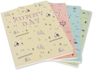Enwraps Regular Notebook
